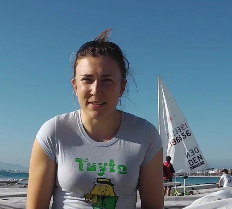 Annalise Murphy Annalise Murphy Wins ISA Sailing Achievement of the Year