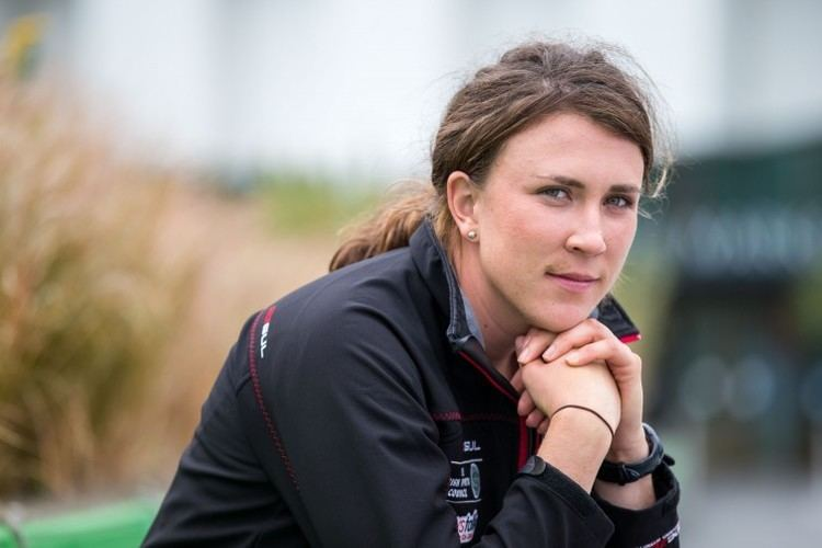 Annalise Murphy Irelands Annalise Murphy on great expectations Rios unclean water