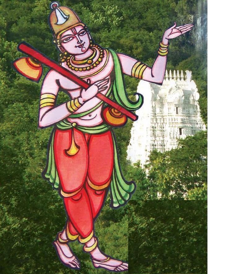 Annamacharya Annamacharya and his devotion Anudinamorg