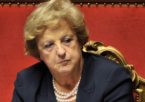 Annamaria Cancellieri Anna Maria Cancellieri LIBERNAZIONE