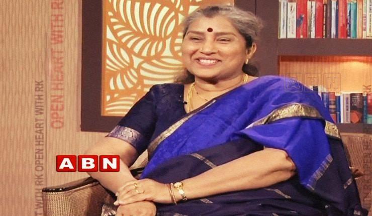 Annapoorna (actress) Open Heart With RK Actress ANNAPURNA MaataPaata
