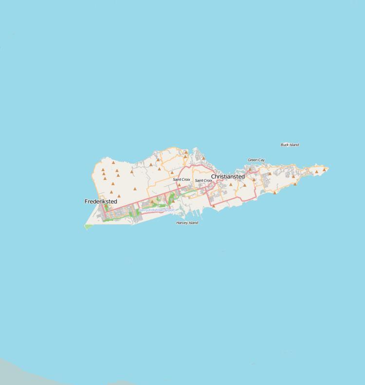 Annas Hope, U.S. Virgin Islands