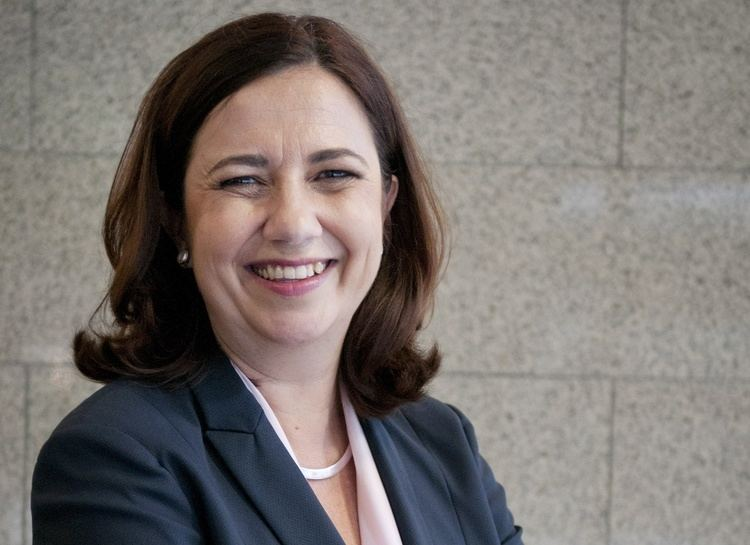 Annastacia Palaszczuk 7 things you may not know about Queensland39s new premier