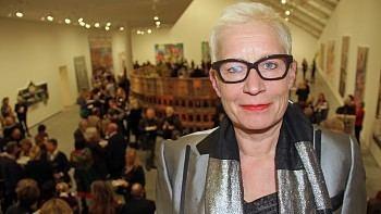 Anne Aasheim Anne Aasheim nestleder i NRKstyret NRK Kultur og