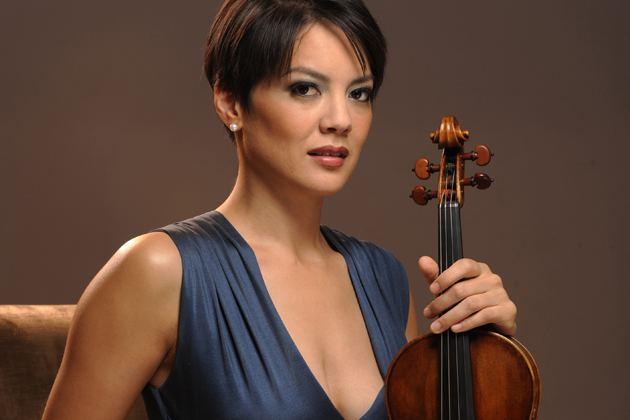 Anne Akiko Meyers Meyers brings new life to famous violin Honolulu