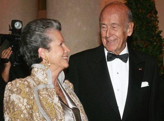Anne-Aymone Giscard d'Estaing Valry et AnneAymone Giscard d39Estaing