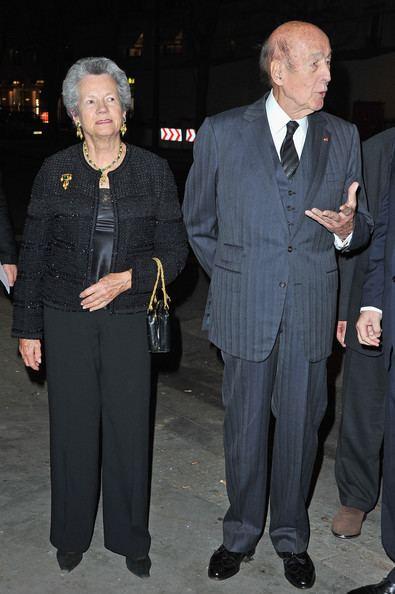 Anne-Aymone Giscard d'Estaing AnneAymone Giscard D39Estaing and Valery Giscard D39Estaing Photos