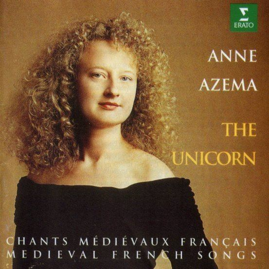 Anne Azéma Anne Azma The Unicorn