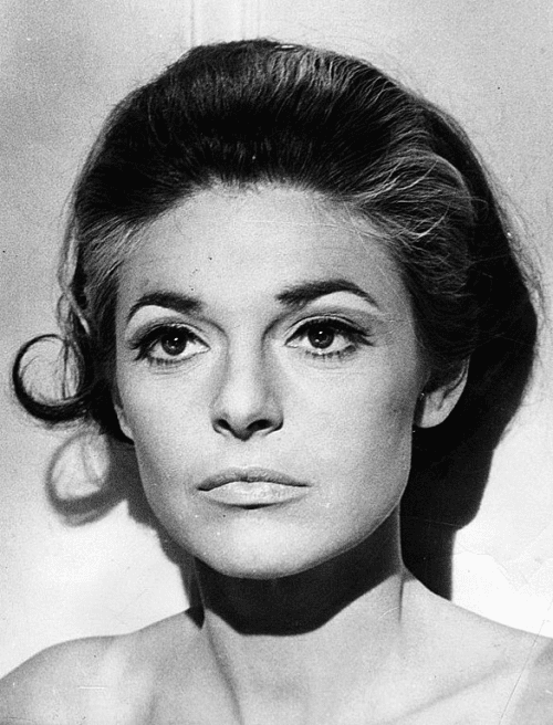 Anne Bancroft Do they look alike Maria Callas and Anne Bancroft