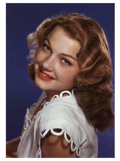 Anne Baxter My Love Of Old Hollywood Anne Baxter 19231985