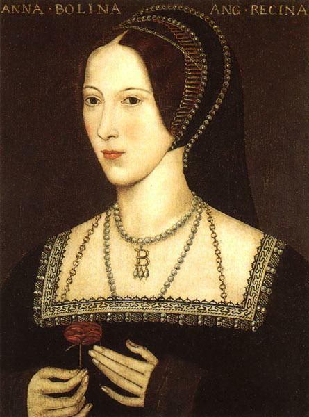Anne Boleyn Anne Boleyn Queen of England History Today