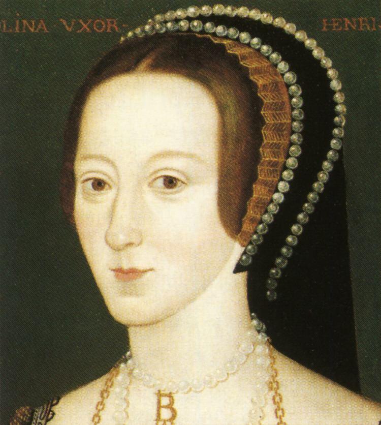 Anne Boleyn Conor Byrne The Downfall of Anne Boleyn