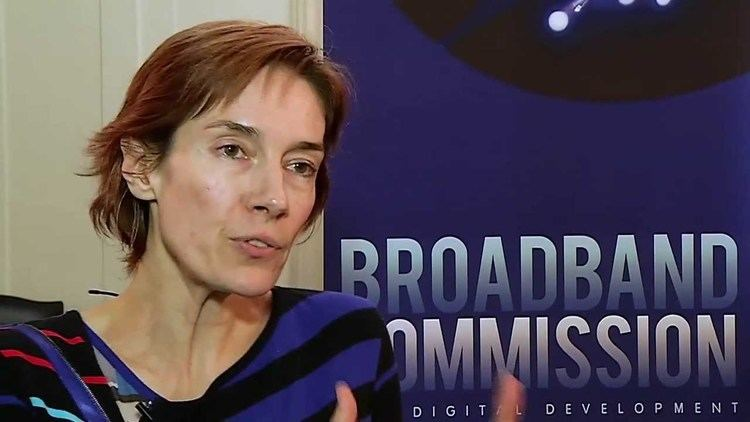 Anne Bouverot ITU INTERVIEWS Anne Bouverot Director General GSMA