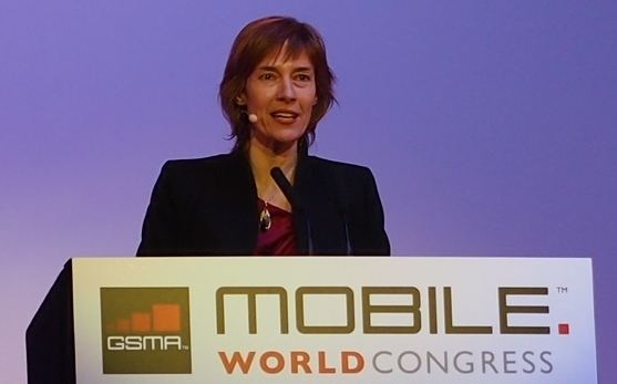 Anne Bouverot GSMA39s Director General Anne Bouverot Takes Up a New
