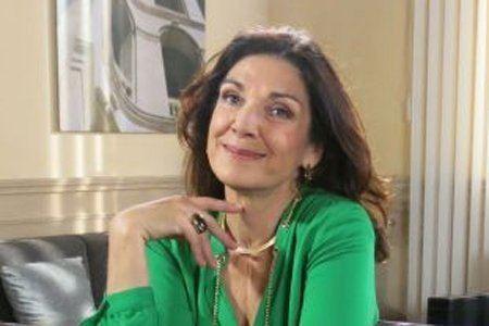 Anne Canovas Anne Canovas Anmone reprend le tournage de Plus belle la vie