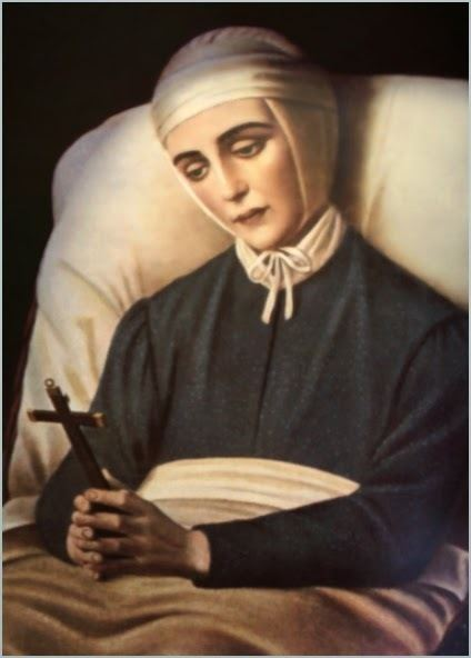 Anne Catherine Emmerich ALL SAINTS Blessed Anne Catherine Emmerich
