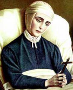 Anne Catherine Emmerich CatholicSaintsInfo Blog Archive Blessed Anne Catherine Emmerich