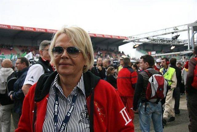Anne-Charlotte Verney Une expilote au spectacle des 24 Heures du Mans Info Le Mans