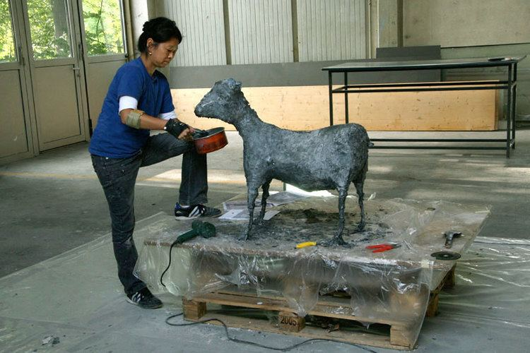 Anne Chu Anne Chu Goat 2007 The Artists and Their Projects