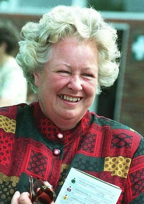 Anne Cowdrey, 14th Lady Herries of Terregles itelegraphcoukmultimediaarchive03122Herries