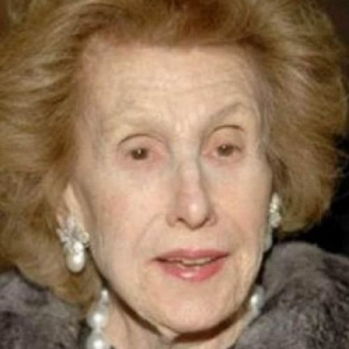 Anne Cox Chambers Anne Cox Chambers Net Worth biography quotes wiki