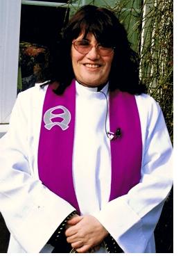 Anne Dawtry Archdeacon Anne Dawtrys Welcome in St Peters Huddersfield