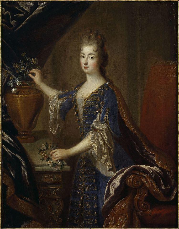 Anne de Bourbon Marie Anne de Bourbon Wikipedia