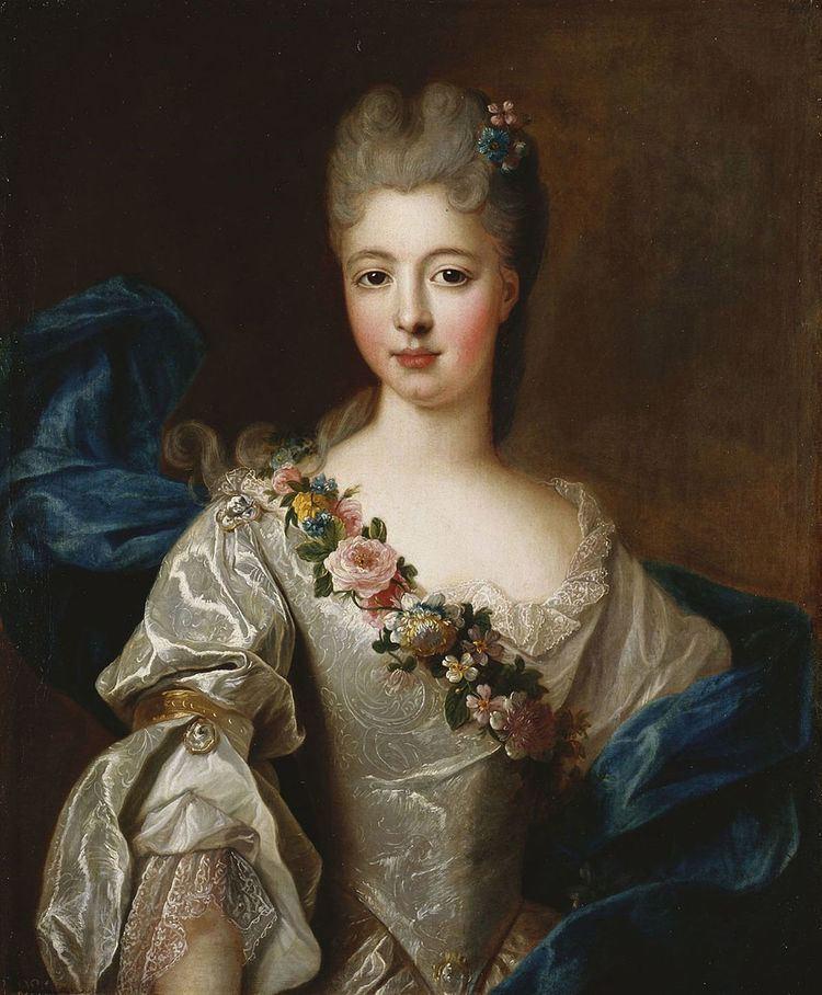 Anne de Bourbon Marie Anne de Bourbon 16971741 Wikipedia