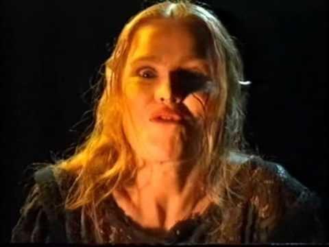 Anne de Chantraine Atmosfear III Anne de Chantraine La bruja YouTube
