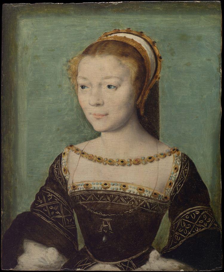 Anne de Pisseleu d'Heilly uploadwikimediaorgwikipediacommonsddbAnnede