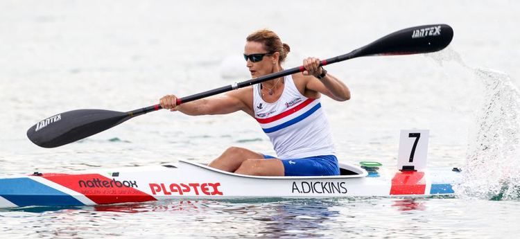 Anne Dickins Anne Dickins secures second ParaCanoe quota place for GB British
