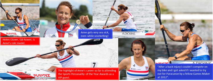 Anne Dickins Anne Dickins MBE British Canoeing