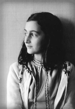 Anne Frank Who is Anne