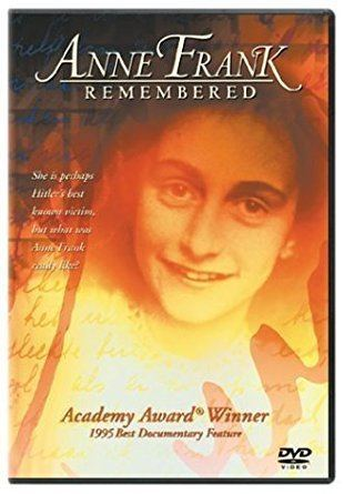 Anne Frank Remembered Amazoncom Anne Frank Remembered Anne Frank Ashley Johnson Jon