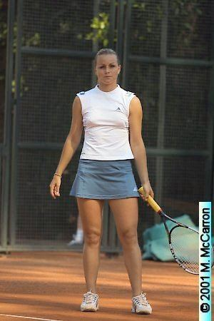 Anne-Gaëlle Sidot Anne Gaelle Sidot Advantage Tennis Photo site view and purchase