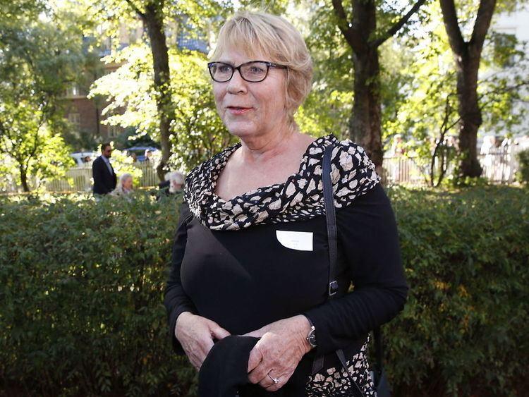 Anne Grosvold Anne Grosvold 65 slutter i NRK NRK VG