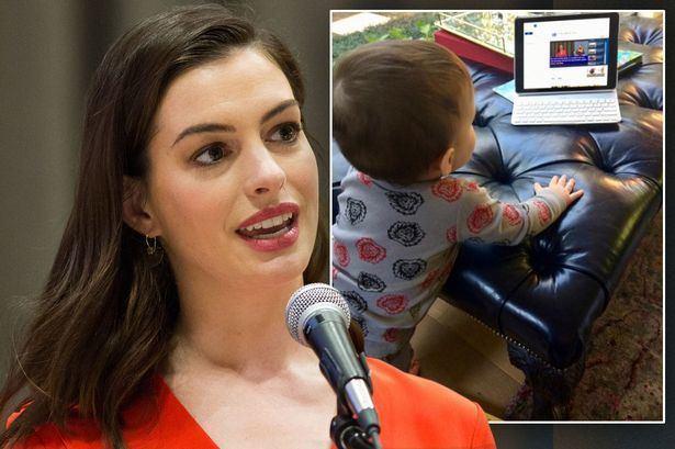Anne Hathaway Anne Hathaway Latest news views gossip pictures video Mirror