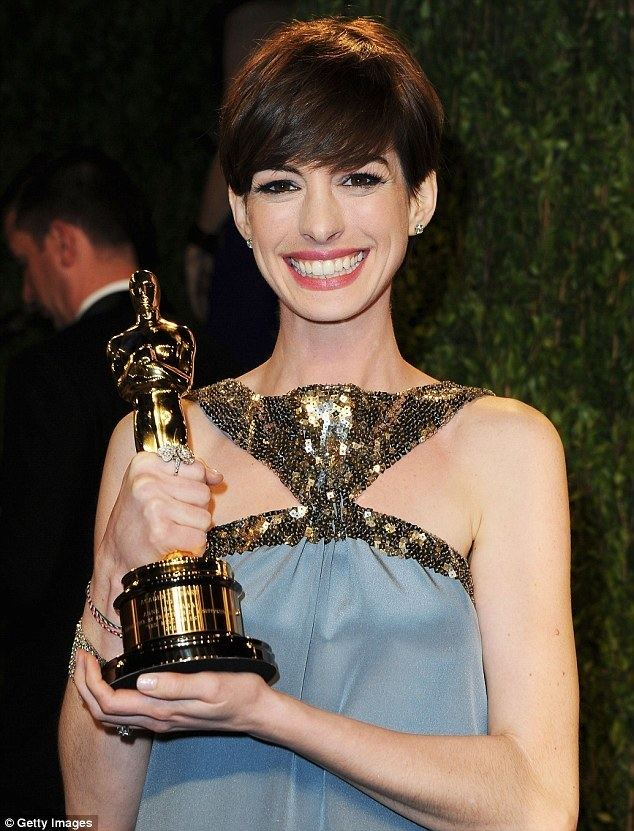 Anne Hathaway Anne Hathaway puts 45 million apartment up for sale over fears she