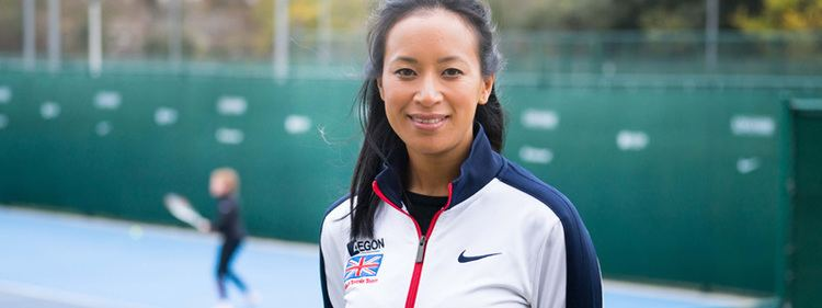 Anne Keothavong Anne Keothavong named Senior National Womens Coach and Fed Cup
