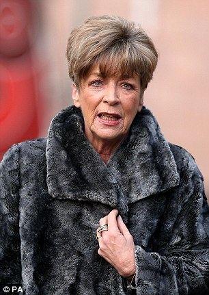 Anne Kirkbride Coronation Street39s Anne Kirkbride dead at 60 after short