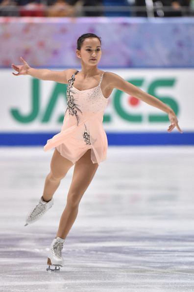 Anne Line Gjersem Anne Line Gjersem Pictures ISU Grand Prix of Figure