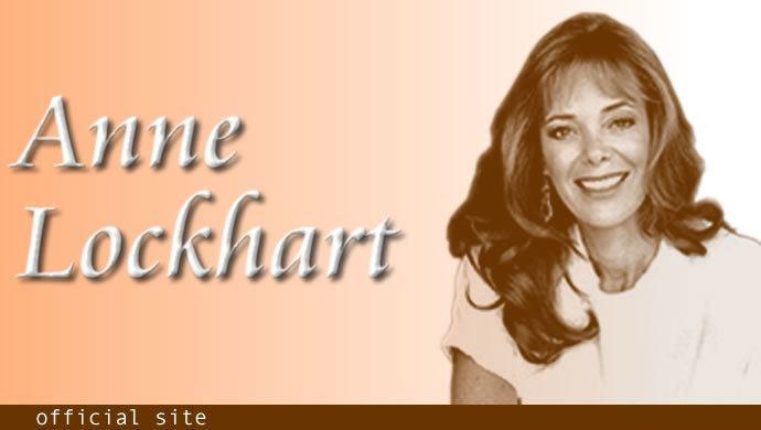 Anne Lockhart (actress) Anne Lockhart official site