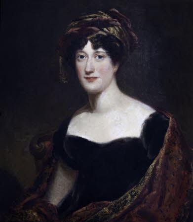 Anne Margaret Coke, Viscountess Anson