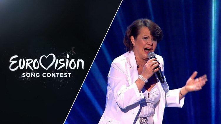 Anne-Marie David AnneMarie David Tu Te Reconnatras LIVE Eurovision Song