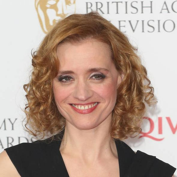 Anne-Marie Duff AnneMarie Duff turned down TV burlesque role Celebrity