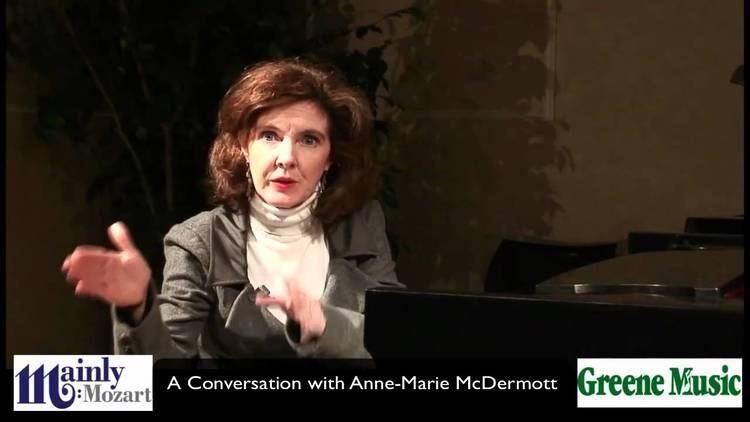 Anne-Marie McDermott A Conversation with Pianist AnneMarie McDermott YouTube