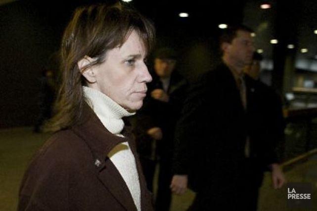 Anne-Marie Péladeau AnneMarie Pladeau retourne en Cour pour son hritage Actualits