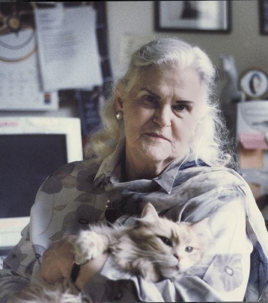 Anne McCaffrey annemccaffreyjpg