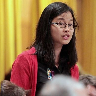 Anne Minh-Thu Quach Un discours d39Anne MinhThu Quach attire des loges