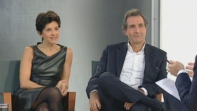 Anne Nivat Anne Nivat et JeanJacques Bourdin Pardonnezmoi TV